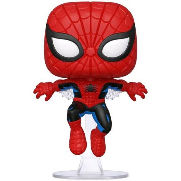 Marvel - POP!- Vinyl Figur Spider-Man (Erster Auftritt)