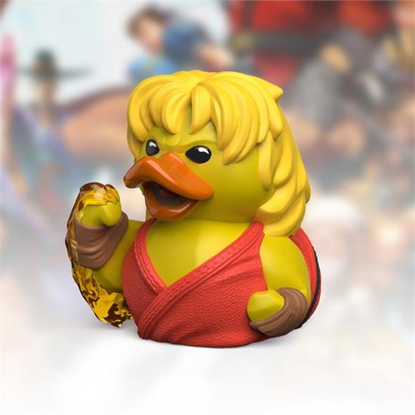 Street Fighter -  Tubbz Gummiente Ken
