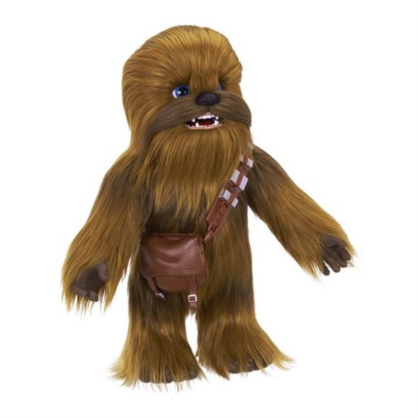 Star Wars - Figur Chewbacca (mit Soundeffekt)