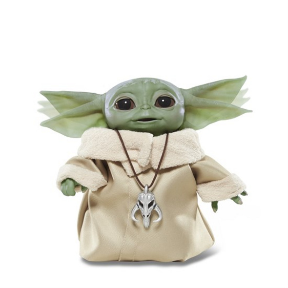 Star Wars: The Mandalorian - Figur The Child elektronische Edition (Hasbro)