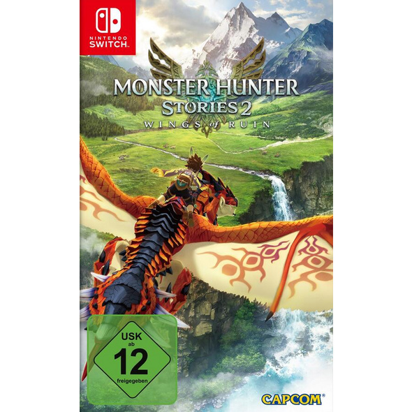 Monster Hunter Stories 2: Wings of Ruins