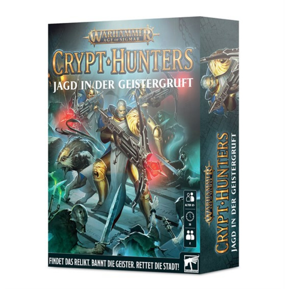 Warhammer Age of Sigmar: Crypt Hunters