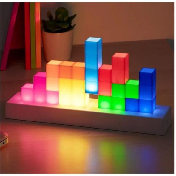 Tetris - Lampe Icons