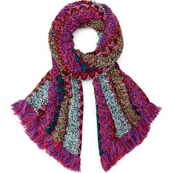 Winter-Schal