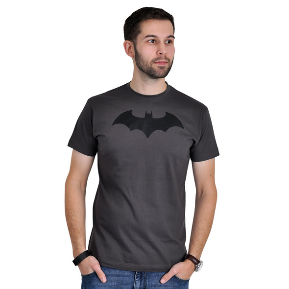 Batman - Bat Logo T-Shirt grau