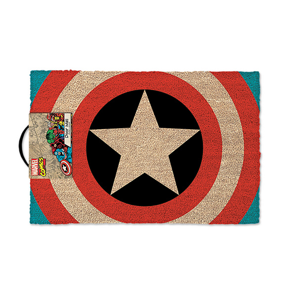 Captain America - Shield Fußmatte
