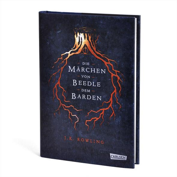 Die Märchen von Beedle dem Barden - Gebundene Ausgabe