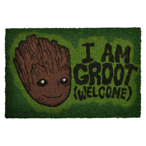 Guardians of the Galaxy - I Am Groot Fußmatte