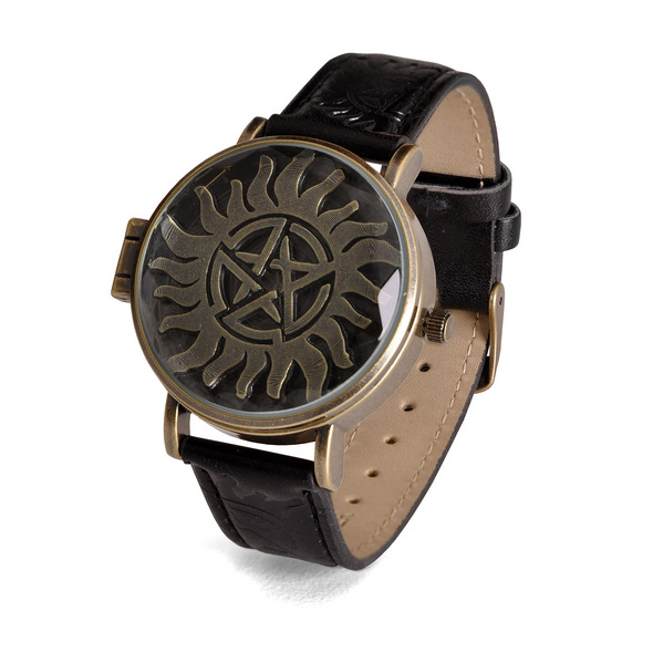 Supernatural - Anti Possession Armbanduhr