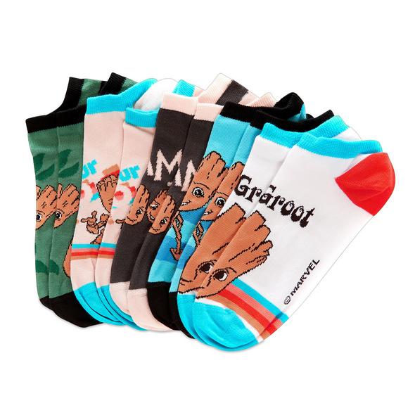 Guardians of the Galaxy - Baby Groot Socken 5er Set