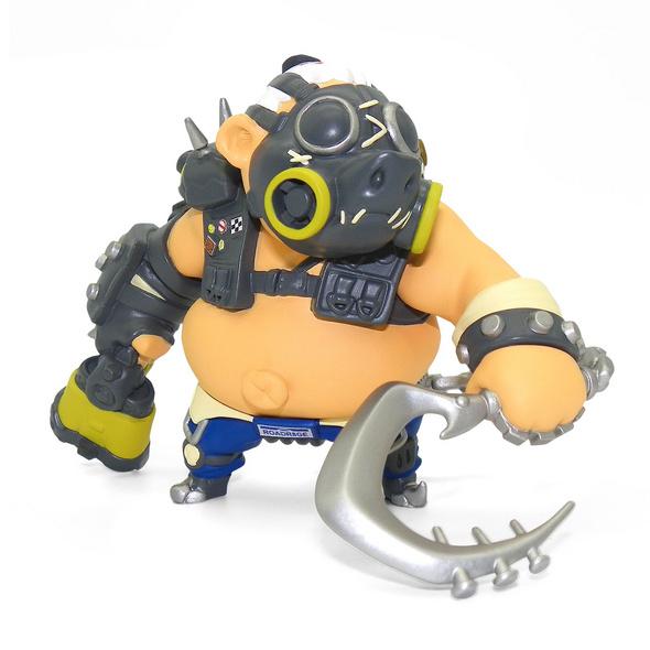 Overwatch - Roadhog Cute But Deadly Figur