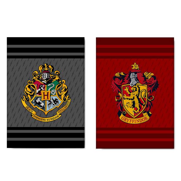 Harry Potter - Gryffindor & Hogwarts Geschirrtücher Set