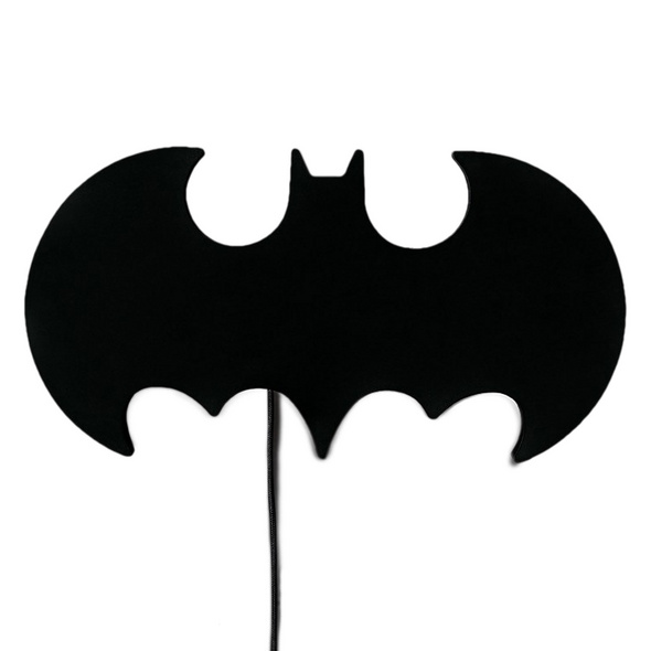 Batman - Logo Lampe