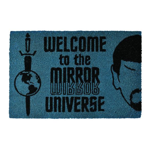 Star Trek - Mirror Universe Fußmatte