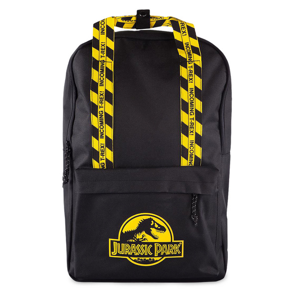 Jurassic Park - Caution Tape Rucksack