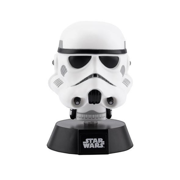 Star Wars - Stormtrooper Icons 3D Tischlampe