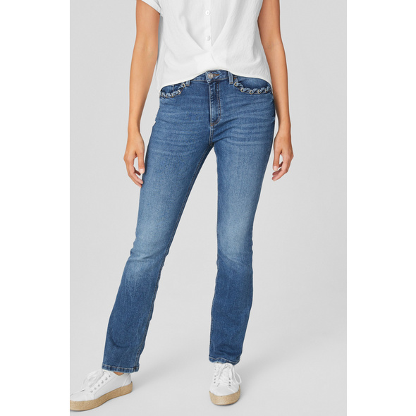 THE BOOTCUT JEANS