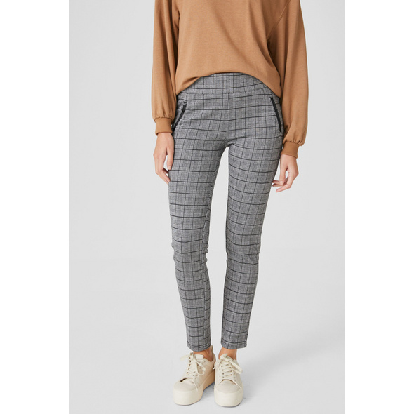 Leggings - kariert