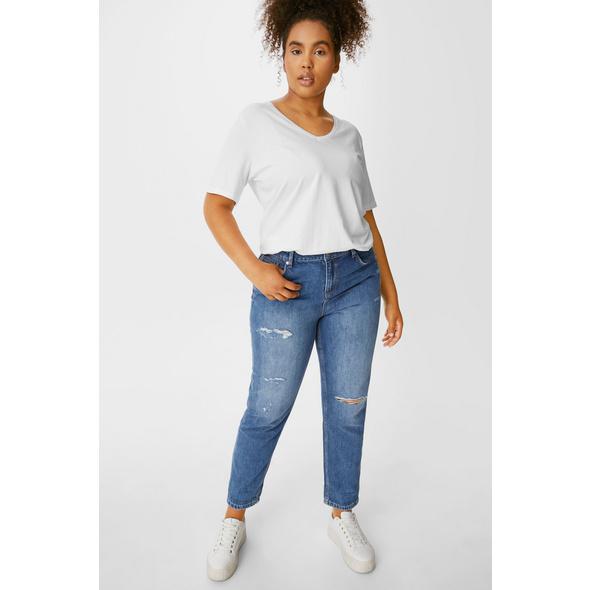 CLOCKHOUSE - Boyfriend Jeans - recycelt