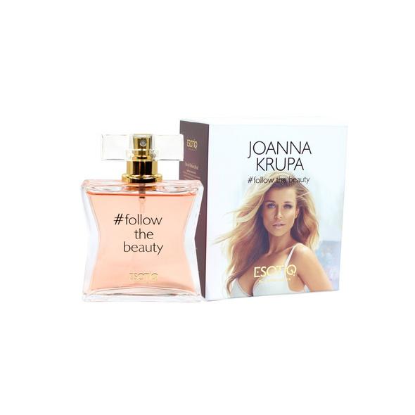Parfüms JOANNA KRUPA follow the beauty