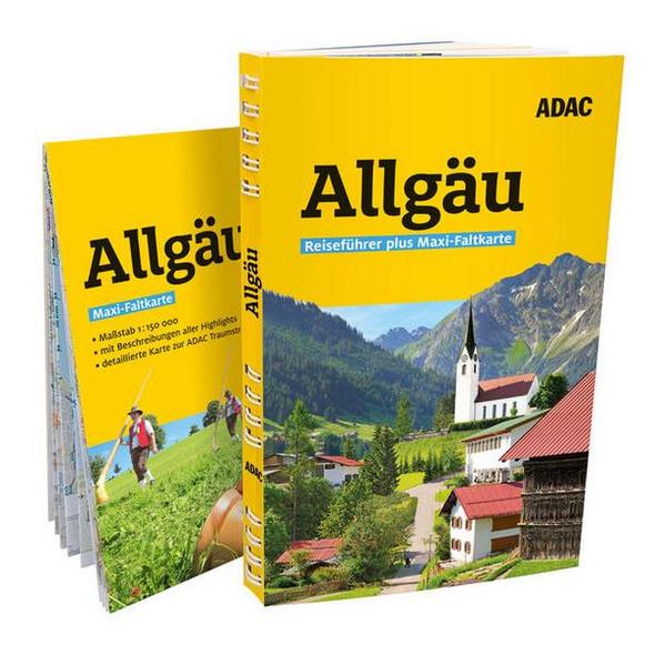 ADAC Reiseführer plus Allgäu