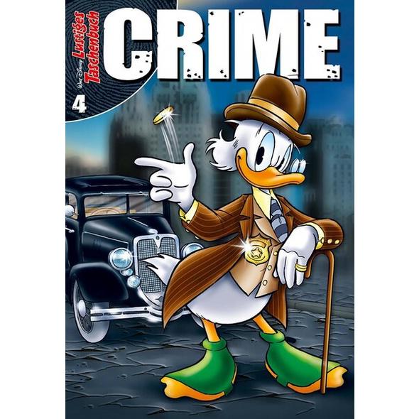 Lustiges Taschenbuch Crime 04
