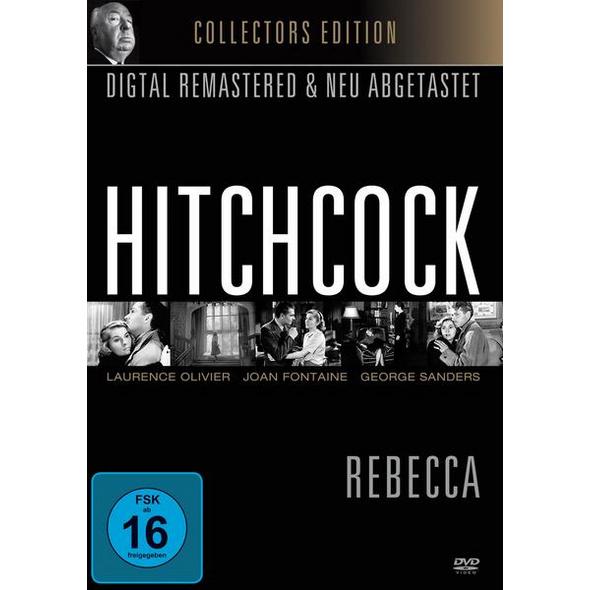 Rebecca - Alfred Hitchcock  Collector's Edition