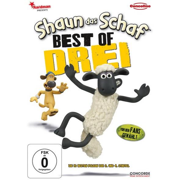 Shaun das Schaf - Best of Drei