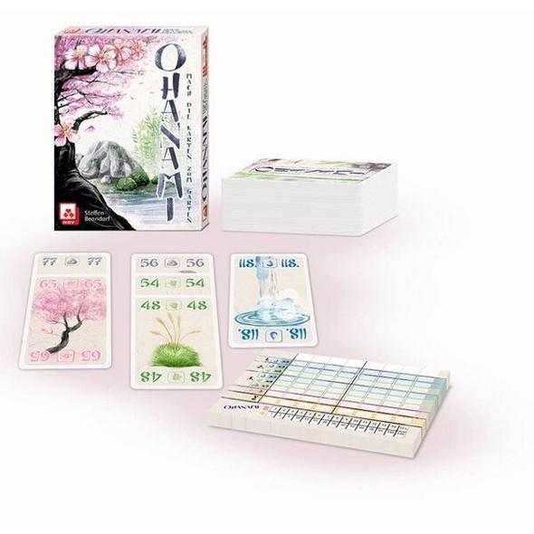 NSV 08819908080 - Ohanami, Familienspiel