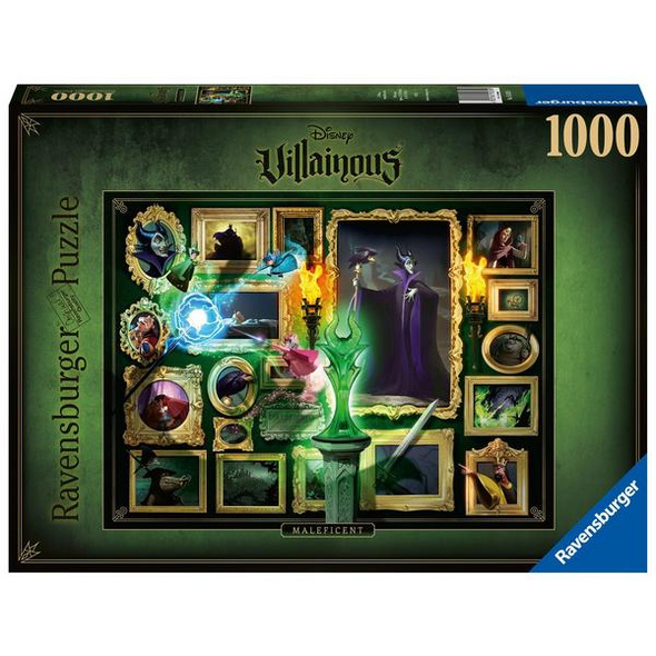 Disney Villainous: Malificent (Puzzle)