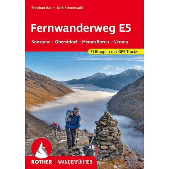 Fernwanderweg E5