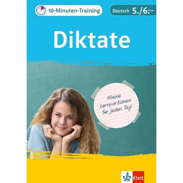 Klett 10-Minuten-Training Diktate