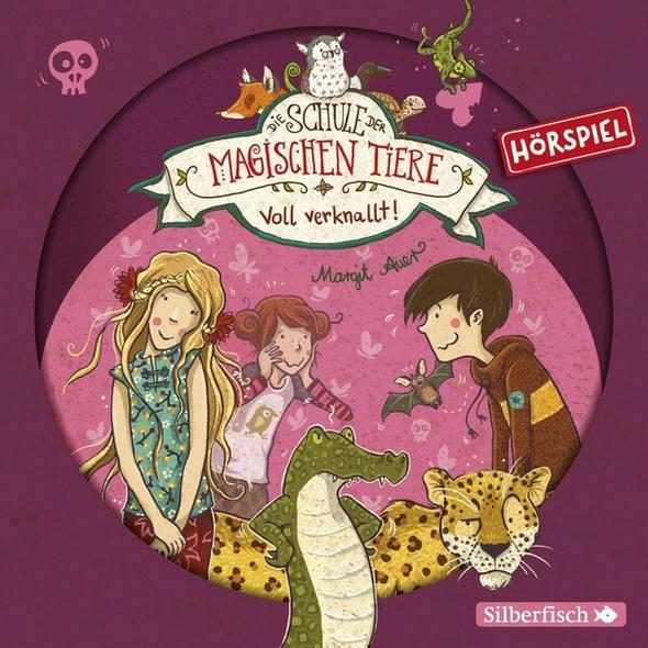 Die Schule der magischen Tiere - Hörspiele 8: Voll verknallt! Das Hörspiel