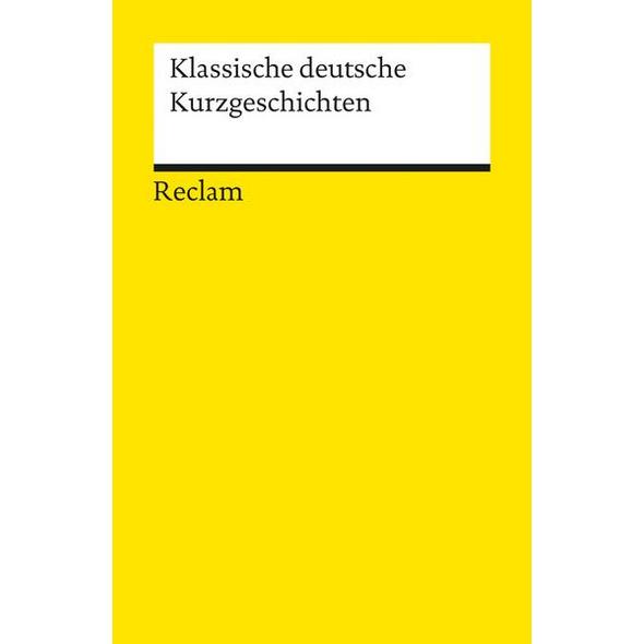 Klassische deutsche Kurzgeschichten