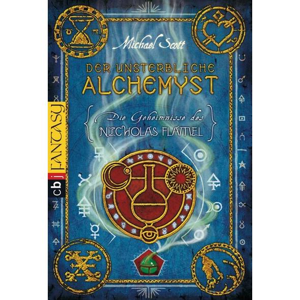 Der unsterbliche Alchemyst / Die Geheimnisse des Nicholas Flamel Bd.1