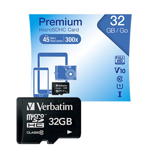 MICROSDHC CLASS 10 32GB