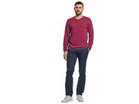 Hochwertiger Pullover Mit Elegantem V-Ausschnitt