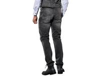 Jeans mit authentischer Waschung