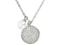 Kette - Little Silver Pearl