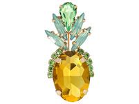 Brosche - Sparkling Pineapple