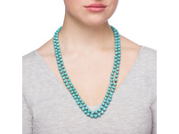 Kette - Turquoise Howlith