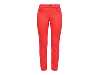 Relaxed Fit: Coloured 7/8-Denim - Stretchjeans