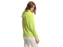 Weicher Sweater mit Kapuze - Sweatshirt