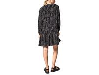 Tunikakleid aus Viskose - Kleid