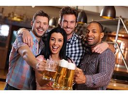 Bierbrauseminar mit Mittag- oder Abendessen