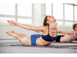 Bikram Yoga (5 Kurseinheiten)