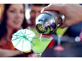Cocktailkurs über den Daechern von Basel