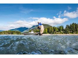 Fliegenfischen mit Luxus-Lodge in Kanada (7 Tage)
