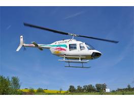 Hubschrauber Rundflug über Ruegen