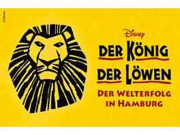 Koenig der Loewen & Übernachtung in Hamburg für 2